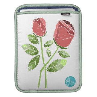CTC International -  Roses Sleeve For iPads