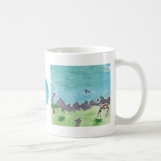 CTC International - Tribal Classic White Coffee Mug