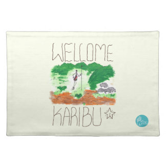 CTC International - Welcome Placemat