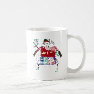 CTC Scan002 Classic White Coffee Mug