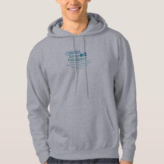 CTF ADULT Hoodie Sweatshirt