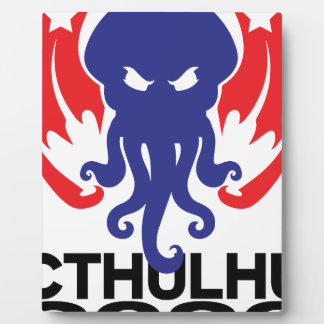 cthulhu 2020 plaque