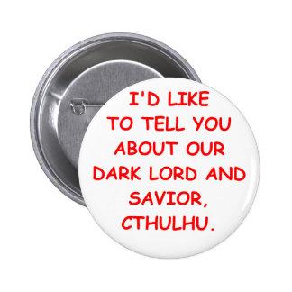 cthulhu 2 inch round button
