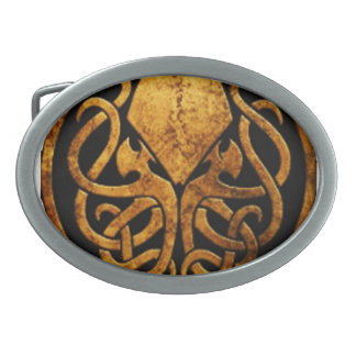 Cthulhu Belt Buckle