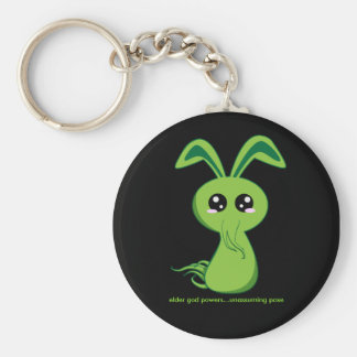 Cthulhu Bunny Keychain