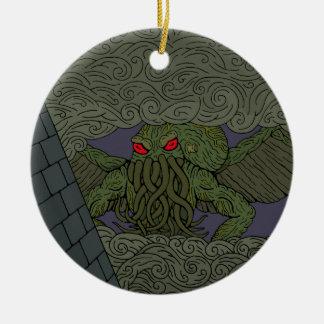 Cthulhu Ceramic Ornament