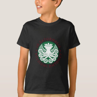 Cthulhu Declares War on Christmas T-Shirt