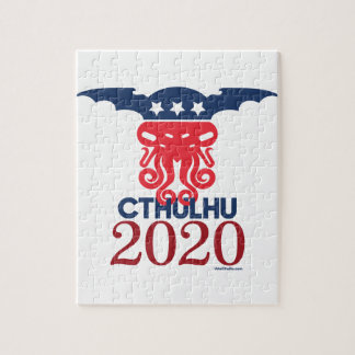 Cthulhu for President 2020 Jigsaw Puzzle