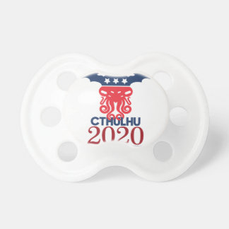 Cthulhu for President 2020 Pacifier
