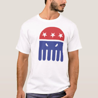 Cthulhu For President Icon T-Shirt