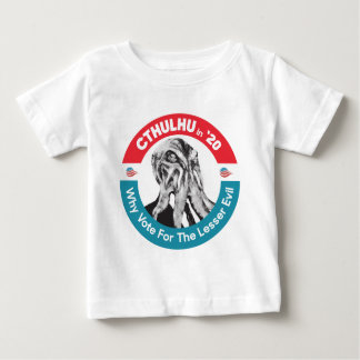 Cthulhu for President in '20 Baby T-Shirt