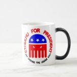 Cthulhu  For President Mugs