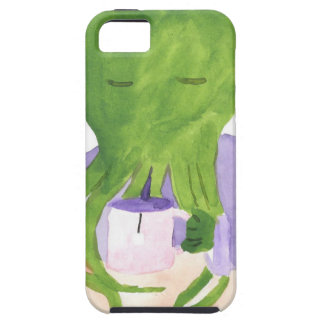Cthulhu Has A Cup Of Tea iPhone 5 Covers
