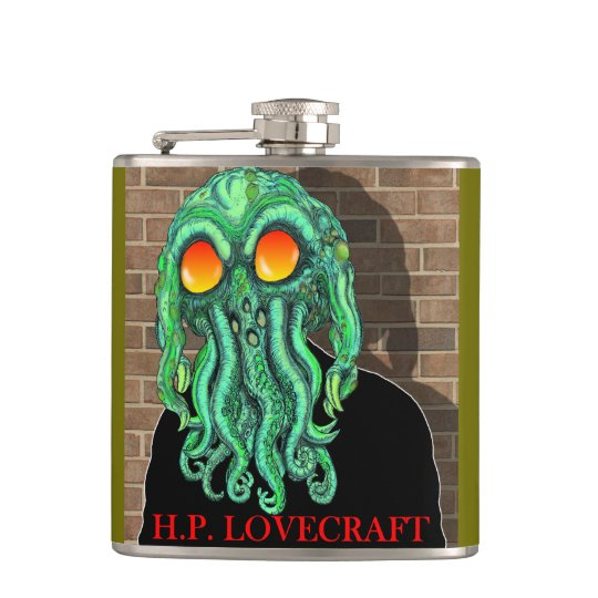 CTHULHU  HP LOVECRAFT FLASK