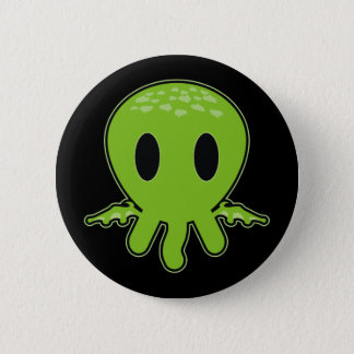 Cthulhu Jr - Icon 2 Inch Round Button
