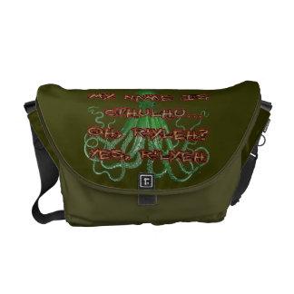 Cthulhu Messenger Bag