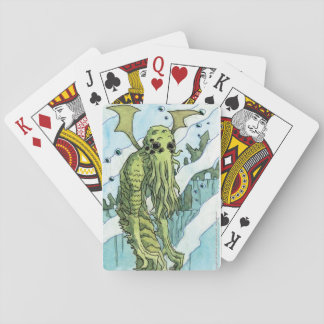 Cthulhu - Playing Cards