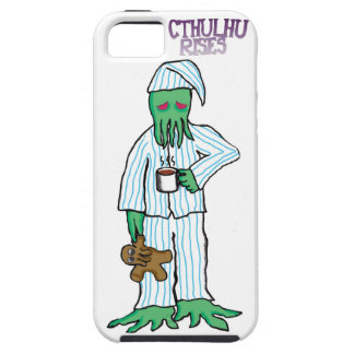 Cthulhu Rises iPhone 5 Covers