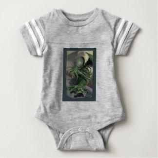 Cthulhu Rising H.P Lovecraft inspired horror rpg Baby Bodysuit