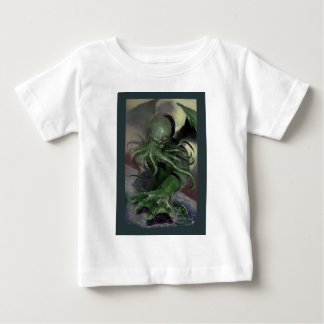 Cthulhu Rising H.P Lovecraft inspired horror rpg Baby T-Shirt
