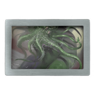 Cthulhu Rising H.P Lovecraft inspired horror rpg Belt Buckles