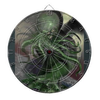 Cthulhu Rising H.P Lovecraft inspired horror rpg Dartboard