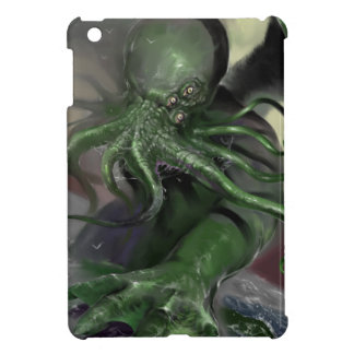 Cthulhu Rising H.P Lovecraft inspired horror rpg iPad Mini Covers