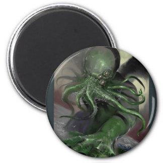 Cthulhu Rising H.P Lovecraft inspired horror rpg Magnet