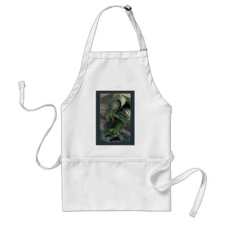 Cthulhu Rising H.P Lovecraft inspired horror rpg Standard Apron