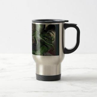 Cthulhu Rising H.P Lovecraft inspired horror rpg Travel Mug