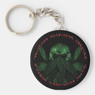 Cthulhu Seal Keychain