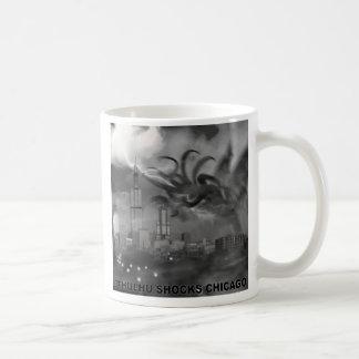 Cthulhu Shocks Chicago Coffee Mug