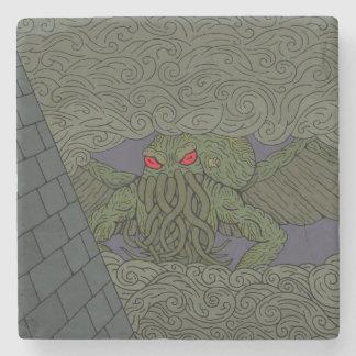 Cthulhu Stone Coaster