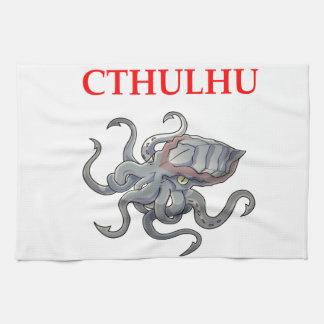 CTHULHU TOWEL