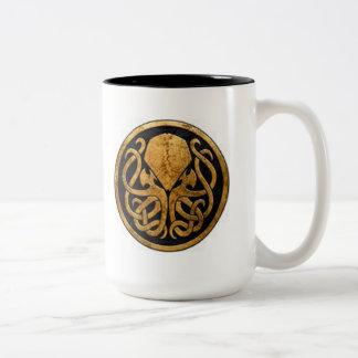Cthulhu Two-Tone Coffee Mug