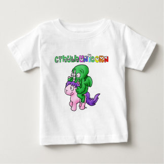 CthulhUnicorn - Word games - François City Baby T-Shirt