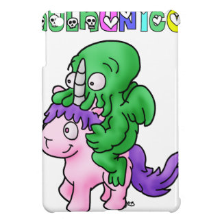 CthulhUnicorn - Word games - François City Cover For The iPad Mini