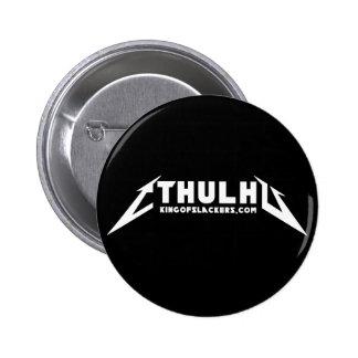 Cthullica -  Standard, 2¼ Inch Round Button