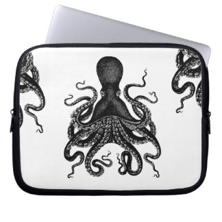 Cthulu Kraken Laptop Case