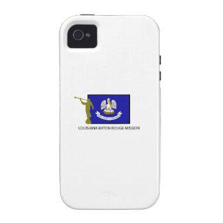 CTR DE LA MISSION LDS DE LA LOUISIANE BATON ROUGE ÉTUI Case-Mate iPhone 4