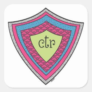 CTR Sticker
