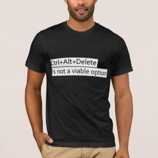 ctrl+alt+del T-Shirt