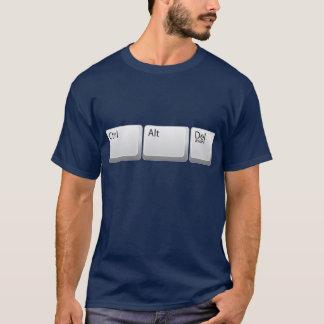 Ctrl + Alt + Delaware T-Shirt