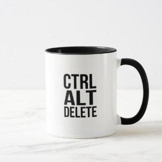 Ctrl+Alt+Delete Mug