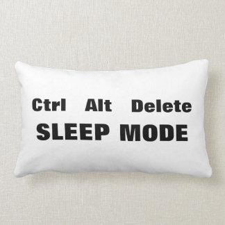 Ctrl Alt Delete = Sleep mode Lumbar Pillow