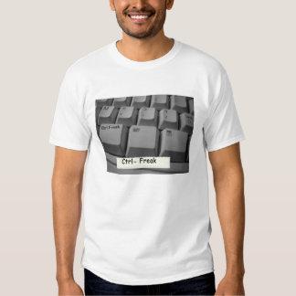 Ctrl-Freak Tshirts
