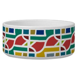 Ctrl in colors / Large Pet Bowl