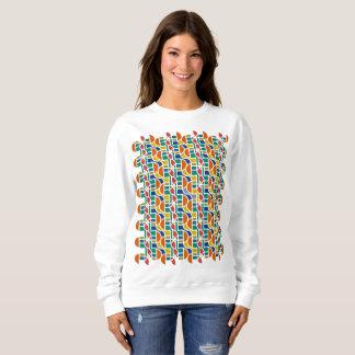 Ctrl in colors / sweatshirt