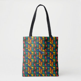 Ctrl in colors / tote bag