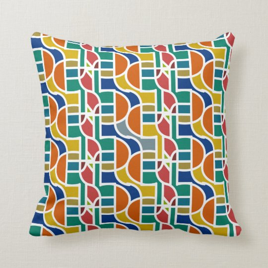 Ctrl in colours / pillow